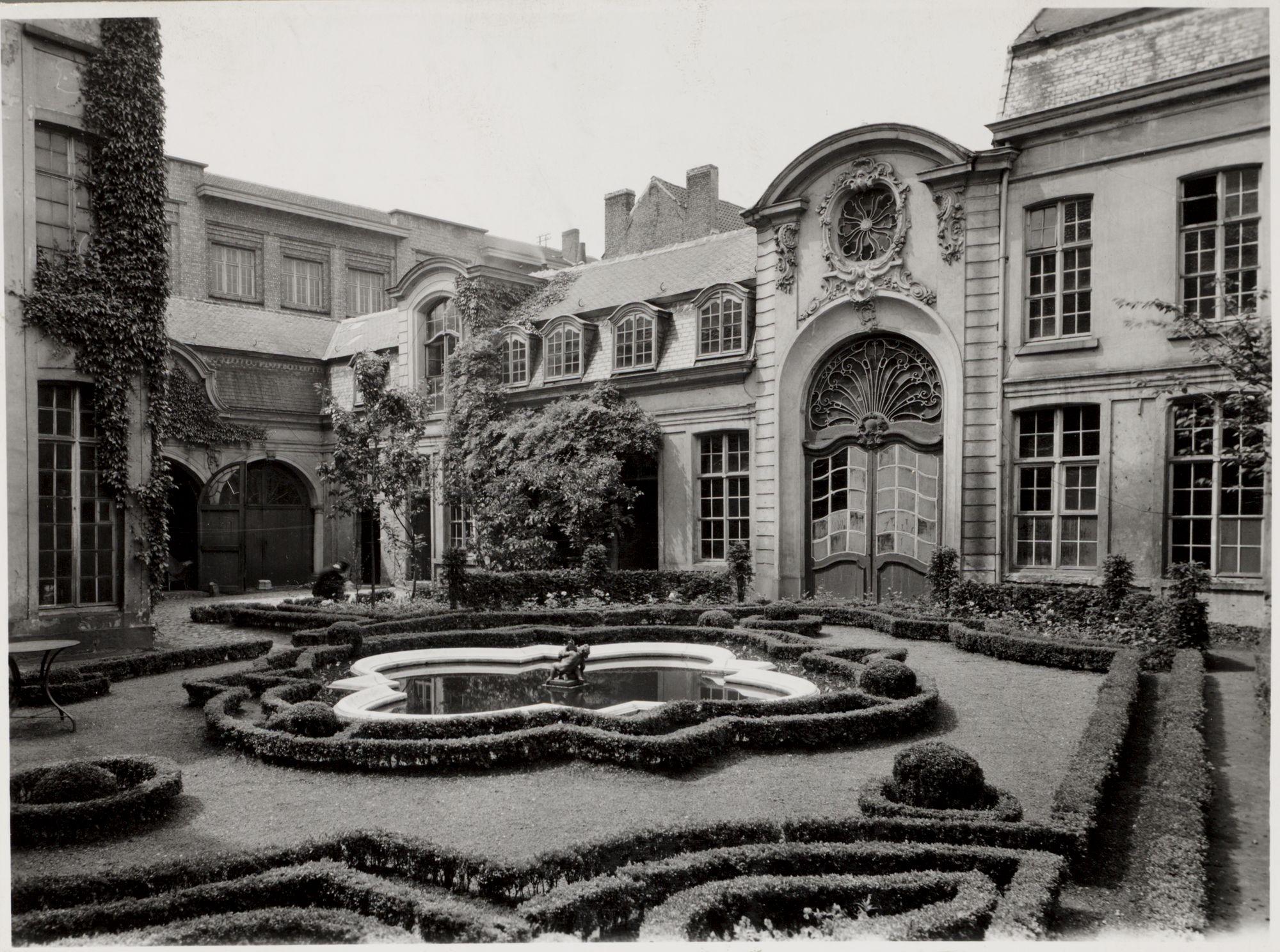 Gent: Hotel baron Verhaegen, Oude Houtlei 60