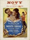 La Femme de Monte Cristo | De vrouw van Monte Cristo, Novy, Gent, 8 - 14 april 1949