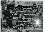 Gent: Sint pietersnieuwstraat 11: Gedenksteen, 1979
