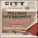 Interrupted Melody   Melodie Interrompue   Onderbroken melodie, City, Gent, 27 april - 3 mei 1956
