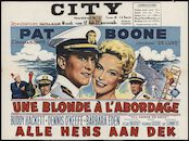 All Hands on Deck | Une blonde à l'abordage | Alle hens aan dek, City, Gent, 17 - 23 november 1961