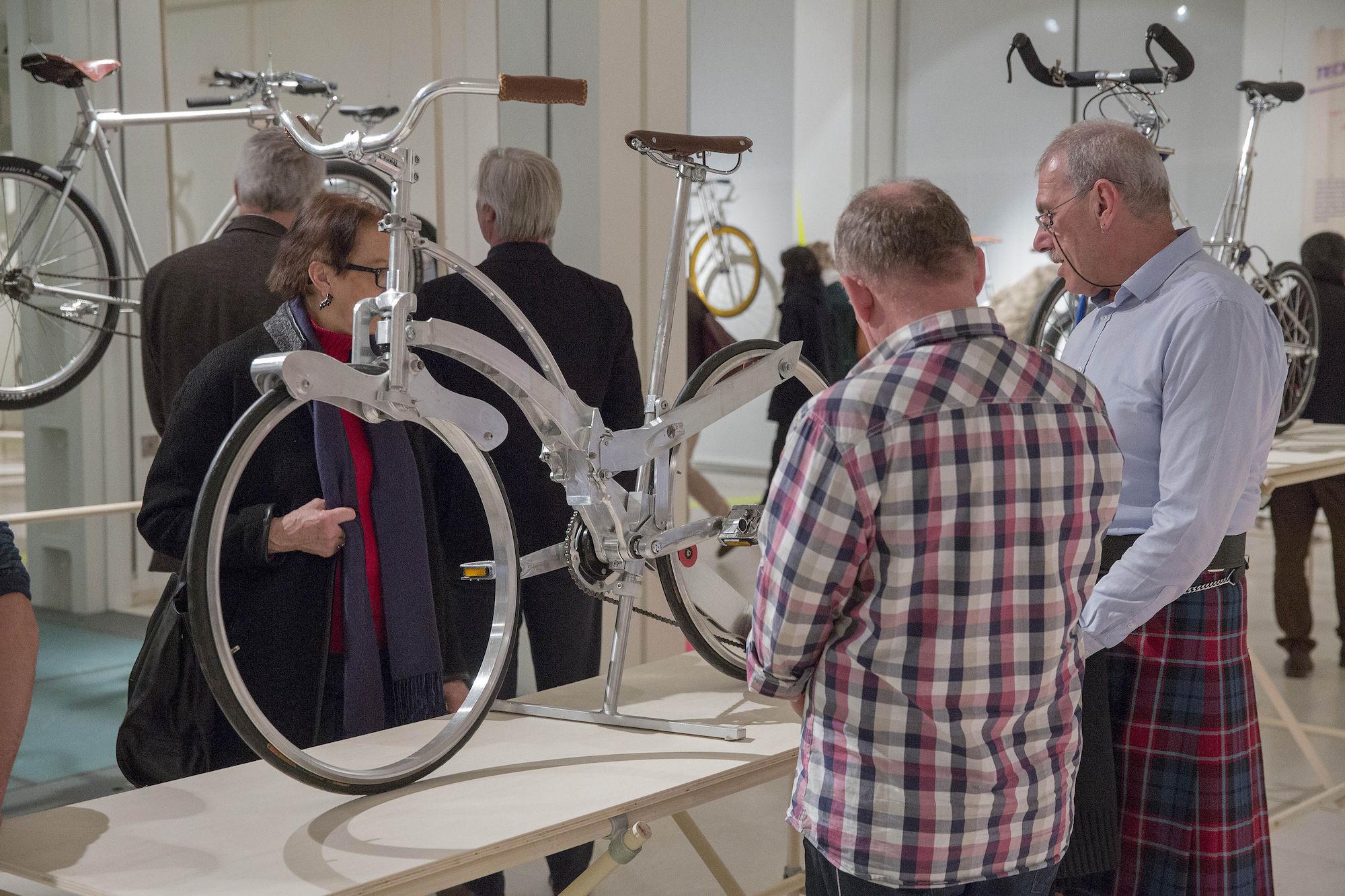 Bike to the Future - opening