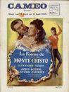 La Femme de Monte Cristo   De Vrouw van Monte Cristo, Cameo, Gent, 15 - 21 april 1949