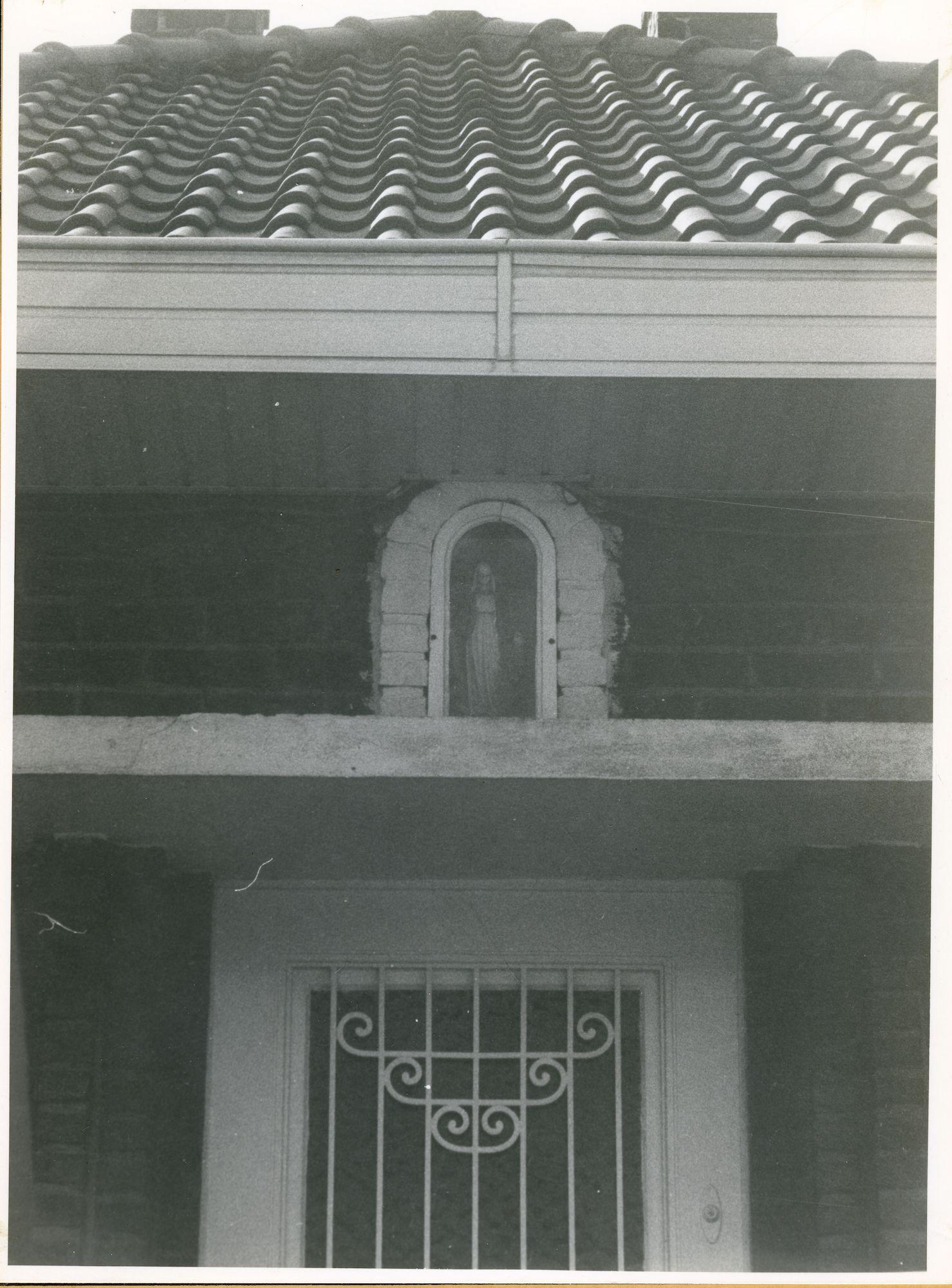Oostakker: Eikstraat 17: Niskapel, 1979