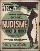 Nudisme onder de tropen (film 1), Tana, de vamp der eilanden (film 2), Cinema Leopold, Gent, december 1953