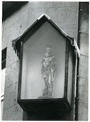 St.-Amandsberg: Brunaustraat 2: Gevelkapel, 1979
