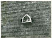 Wondelgem: Gentse Steenweg 183: Kapel, 1979