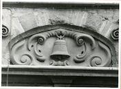 Gent: Kraanlei 73: Gevelbeeld, 1979