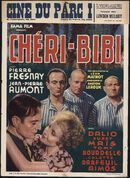 Chéri - Bibi, Cine du Parc I, Gent, 10 - 15 februari 1939