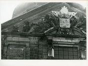 Gent: Sint Pieterskerk: Wapenschild, 1981