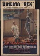 [Tóparti látomás]   Vision am See   Het onbekende model, Kinema Rex, Gent, 21 - 27 mei 1943