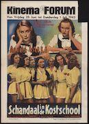 [Ore 9, lezione di chimica] | Schandaal in de kostschool, Kinema Forum, Gent, 25 juni - 1 juli 1943