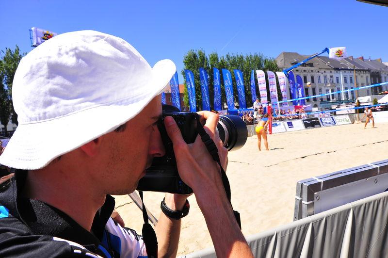 Belgian Beachvolley Championship 2012 - Gent 10