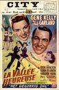 La Vallée Heureuse | Het Gelukkig Dal | Summer Stock, City, Gent, 14 - 20 maart 1952