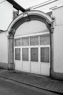 Gent: Bonifantenstraat: poort