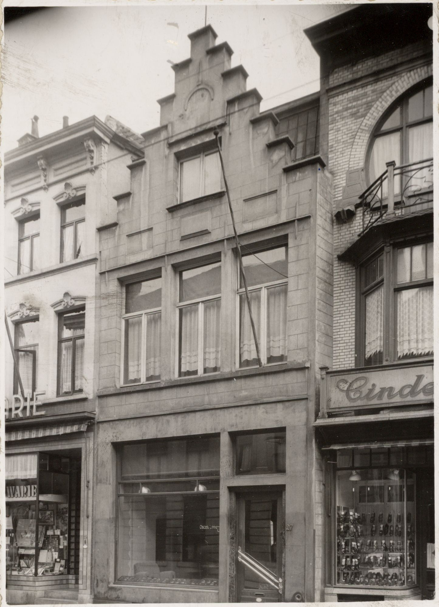 Gent: Huis Oscar Lippens, Nederkouter