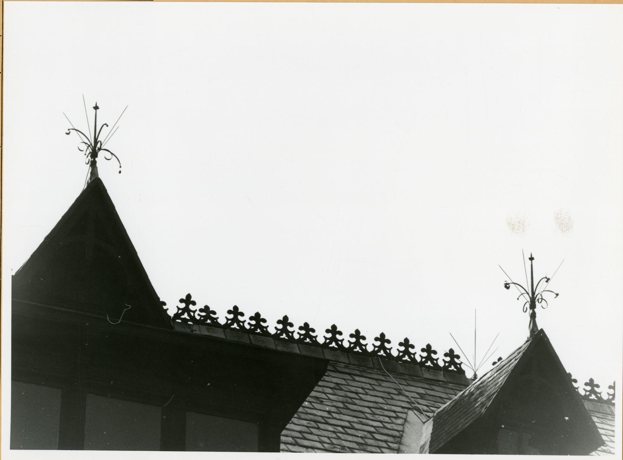 Gent: Louis Pasteurlaan: Nokversiering, 1979