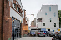 Watt The Firms, oude Elektrion-fabriek