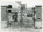 Mariakerke: August Van Lokerenstraat 19: Hek, 1979