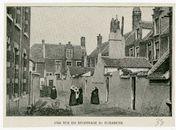 Gent: Begijnhof Sint-Elisabeth