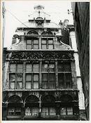 Gent: Lange Munt 24: Beeldhouwwerk, 1979