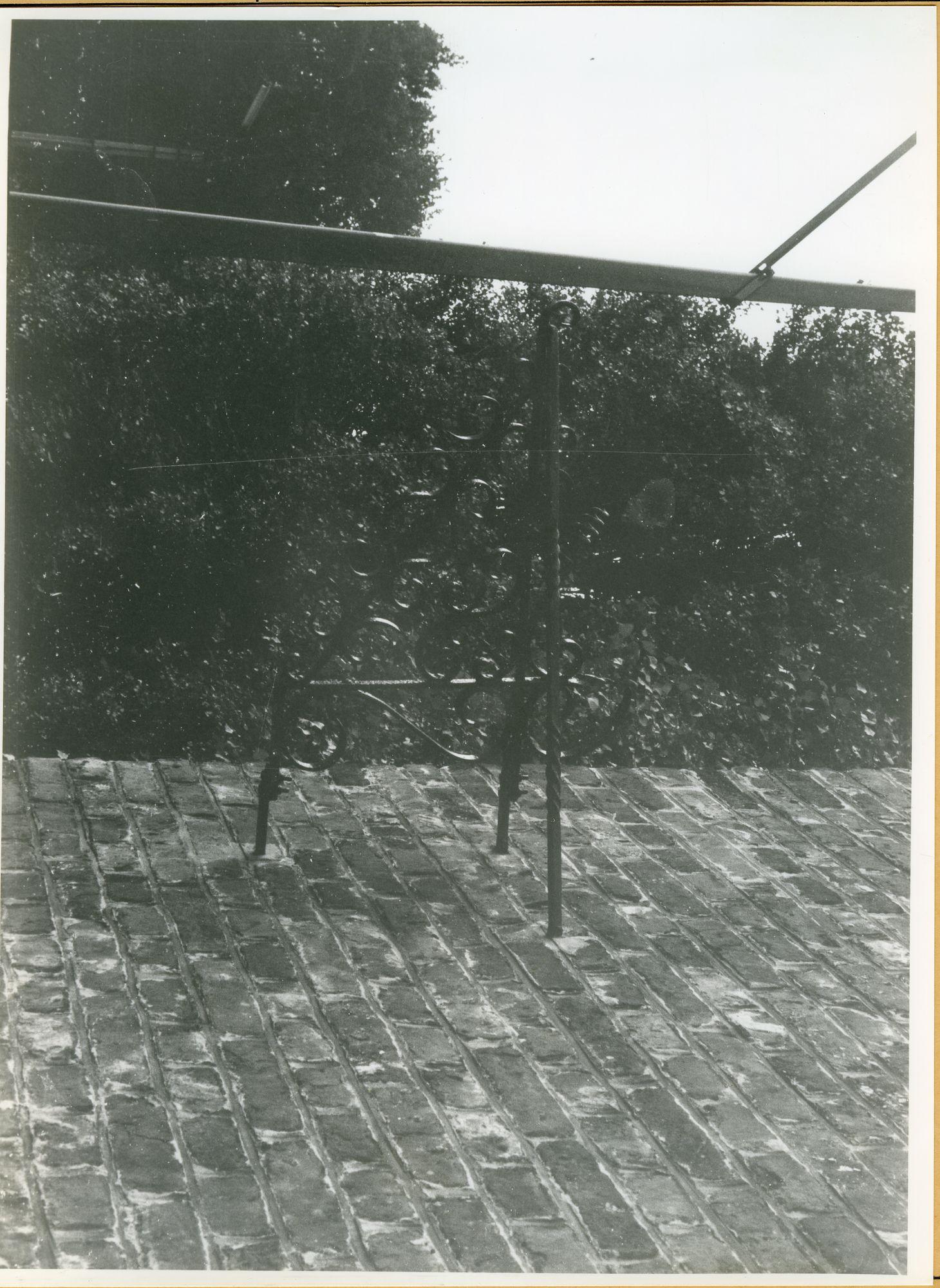 Wondelgem: Woestijnegoedlaan 5: Galg, 1979