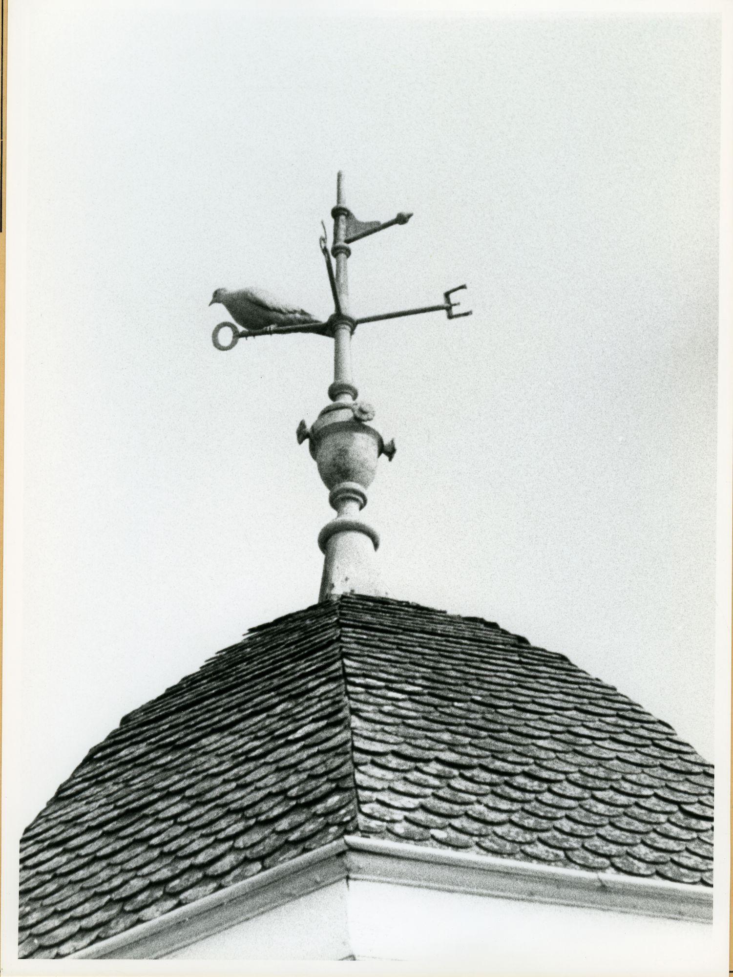 Sint-Amandsberg: Alfons Braeckmanlaan 99: Windwijzer, 1979
