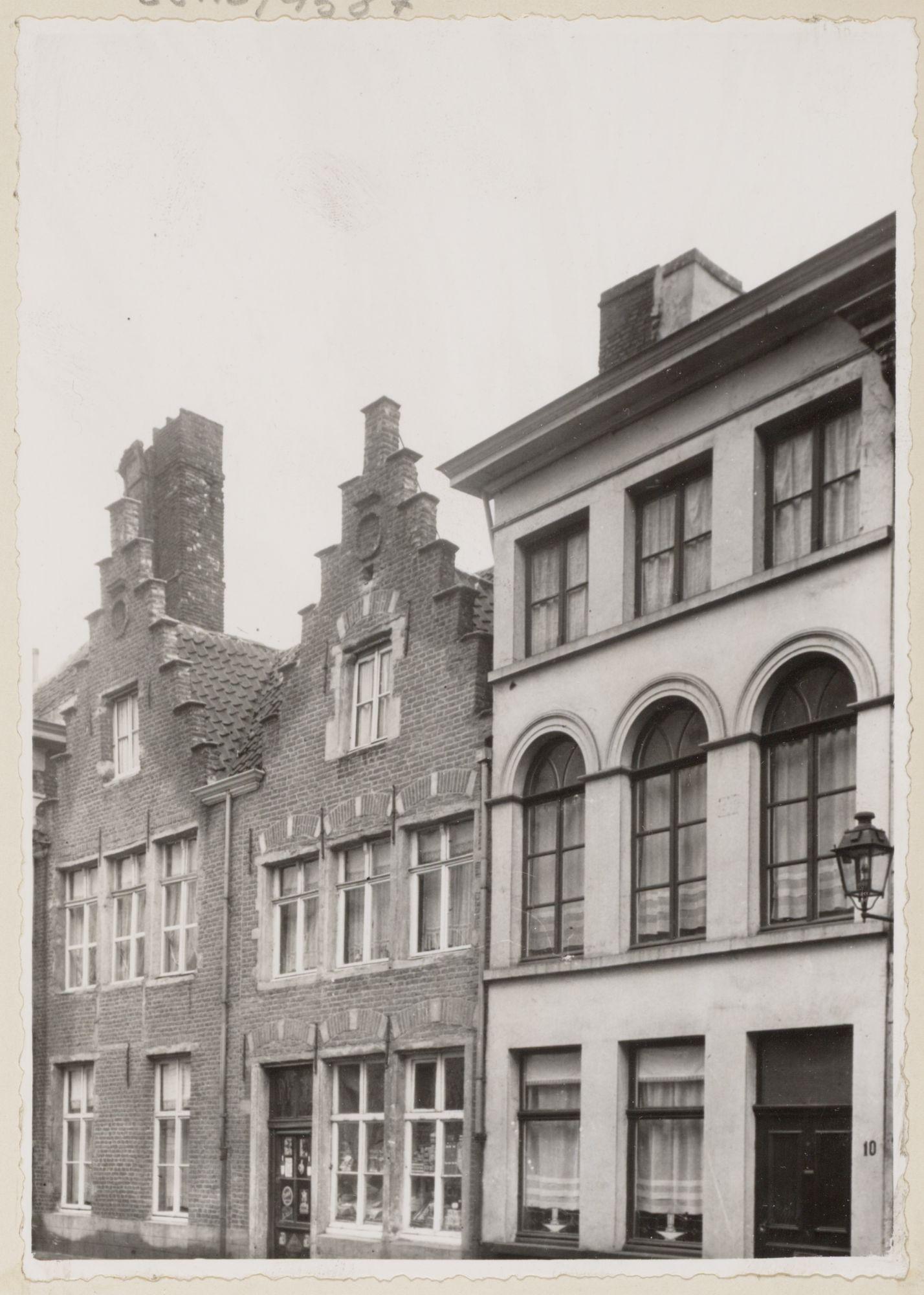 Gent: Trapgevelhuis, Goudstraat