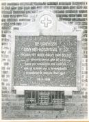 Sint-Amandsberg: Antwerpsesteenweg: Gedenkplaat, 1979