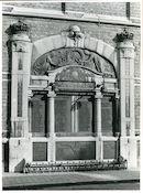 Gent: Oude Houtlei: Gedenkteken
