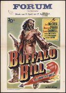 Buffalo Bill, Forum, Gent, 11 - 17 april 1947