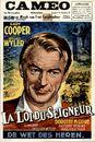 La Loi du Seigneur   Friendly Persuasion   De Wet des Heren, Cameo, Gent, 1 - 7 september 1961