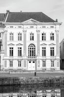 Gent: Hof van Gruuthuuse, Hof van Fiennes, Hotel Dons de Lovendeghem (Korenlei, hoek Gruuthuusestraat)
