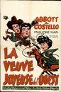 La Veuve Joyeuse de l'Ouest   De Lustige Weduwe van het Westen   The Wistful Widow of Wagon Gap, 1948