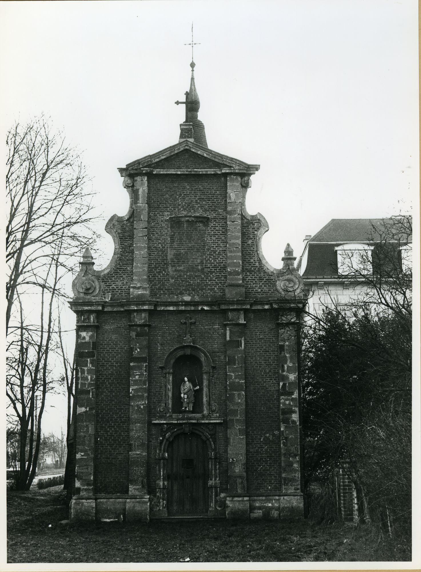 Sint-Denijs-Westrem: Putkapelstraat: Kapel