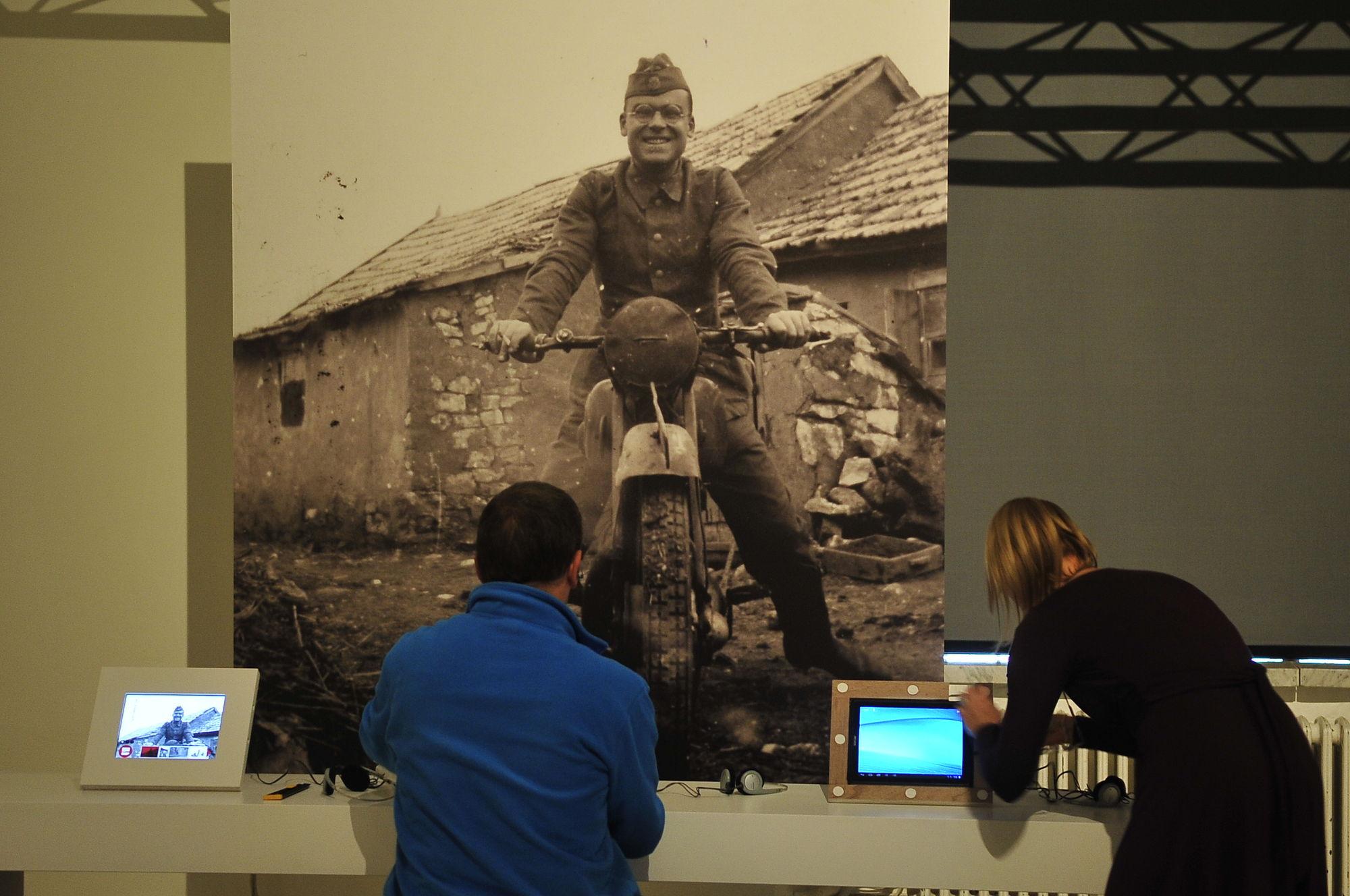 Onbekende beelden, sterke verhalen. Belgen in oorlog 04