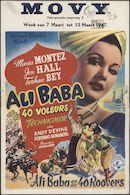 Ali Baba et les 40 voleurs   Ali Baba en de 40 roovers, Movy, Gent, 7 - 13 maart 1947