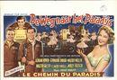De weg naar het Paradijs | Le Chemin du Paradis, Gent, 3 juni 1956