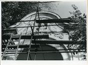 Sint-Denijs-Westrem: Kleine Gentstraat: Borstbeeld