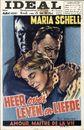 Heer over Leven en Liefde | Amour, maître de la vie, Ideal, Gent, 25 - 31 mei1956