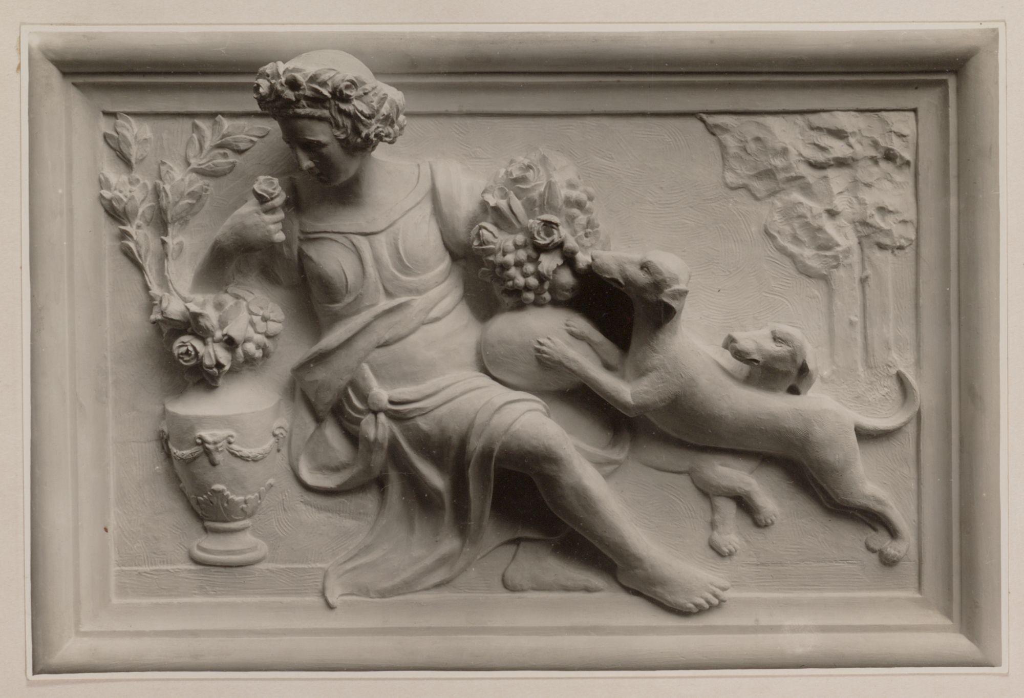 Gent: Beeldhouwwerk, Kraanlei