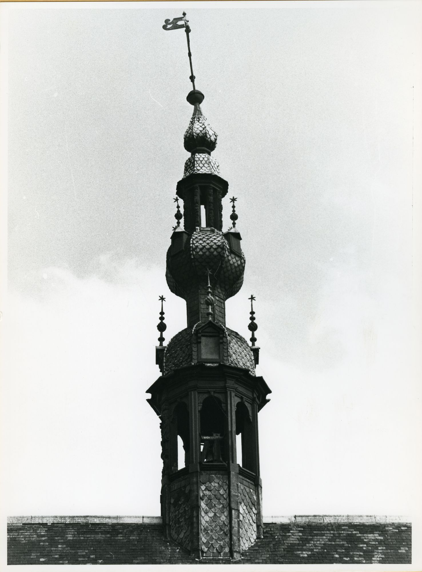 Gent: Oude Houtlei: Toren