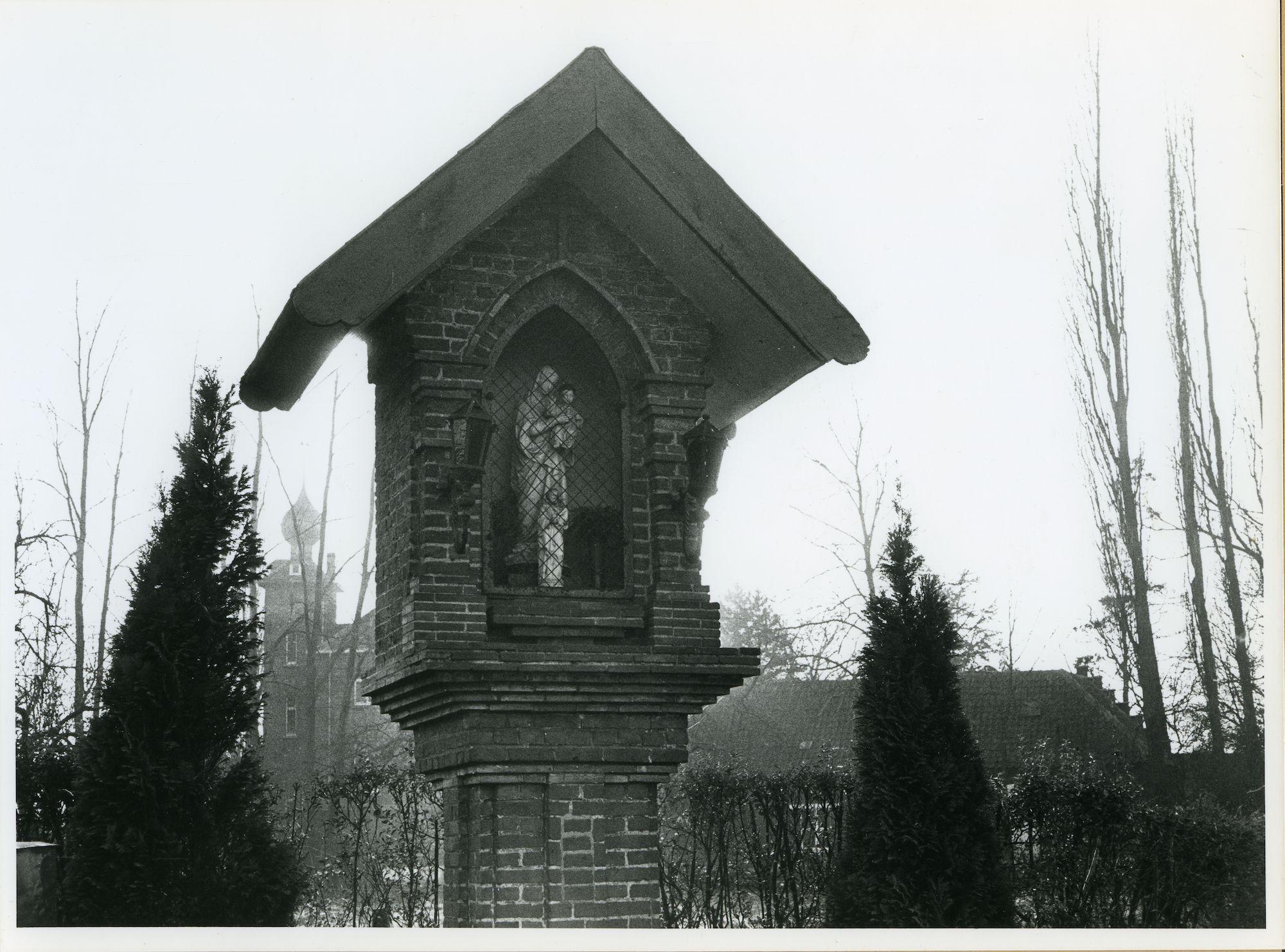 Zwijnaarde: Krekelstraat 13: Kapel