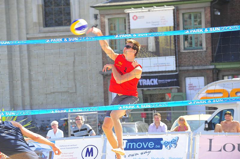 Belgian Beachvolley Championship 2012 - Gent 00