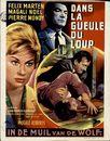Dans la Gueule du Loup | In de Muil van de Wolf, 1961