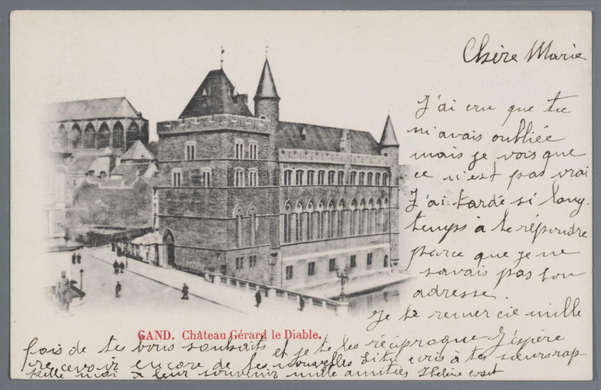 Gent: Gerard de Duivelsteen