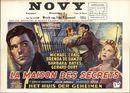 La maison des secrets | Het huis der geheimen | House of Secrets, Novy, Gent, 3 - 9 januari 1958