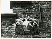 Gent: Houtbriel 26: Beeldhouwwerk, 1979