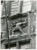 Gent, Hoogpoort 50:  De zwarte Moor, 1979