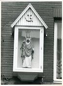 Gent: Ottergemsesteenweg 117: Gevelkapel, 1979
